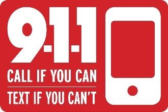 Routt_Text to 9-1-1