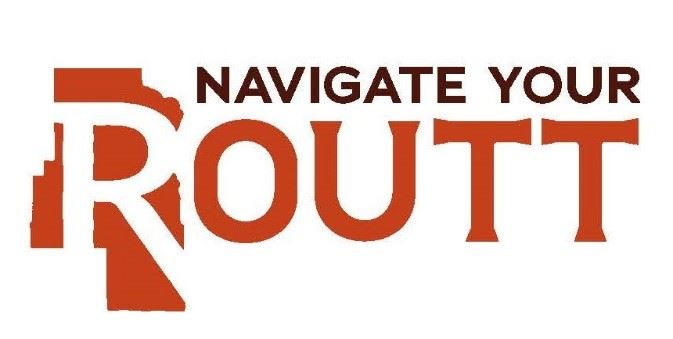 Navigate Your Routt Logo
