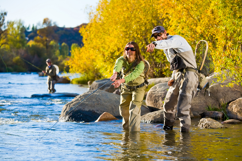Routt county co official website for Yampa river fishing report